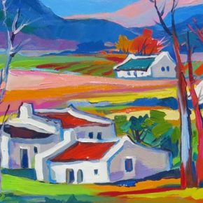 Isabel le Roux South African Artist