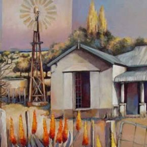 Peter Wooldridge South African Artist