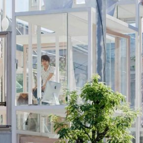 Architects Design Transparent House in Tokyo - Could You Live In This?